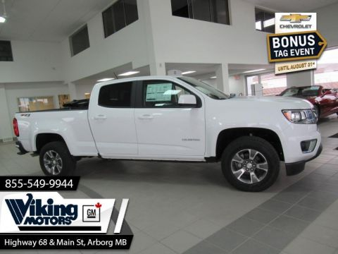 2020 Chevrolet Colorado 4WD Z71  - $253 B/W