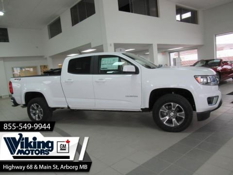 New 2020 Chevrolet Colorado 4WD Z71 - OnStar - $262 B/W