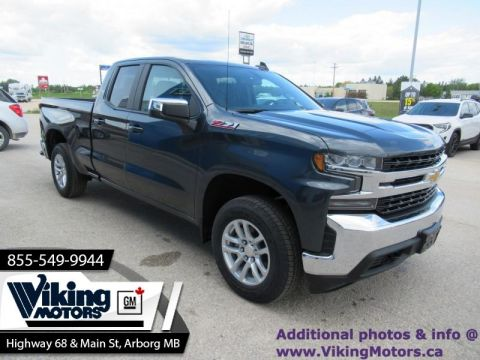 New 2019 Chevrolet Silverado 1500 LT - Heated Seats - $323 B/W