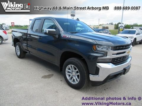 New 2019 Chevrolet Silverado 1500 LT - Heated Seats - $274 B/W