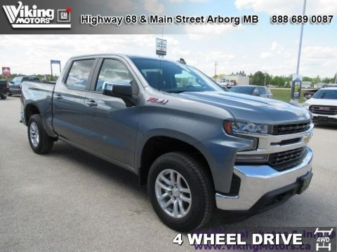 New 2019 Chevrolet Silverado 1500 LT - Heated Seats - $284 B/W