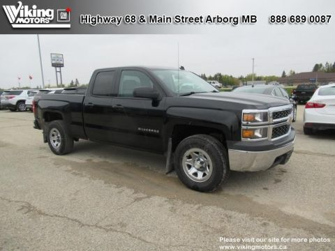 Pre-Owned 2014 Chevrolet Silverado 1500 WORK TRUCK W/2WT