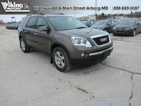 Pre-Owned 2011 GMC Acadia SLE2