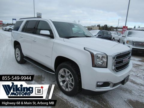 New 2020 GMC Yukon SLT - Cooled Seats - Heated Seats - $443 B/W