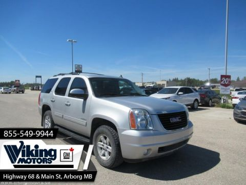 Pre-Owned 2010 GMC Yukon SLT - Leather Seats - Bluetooth
