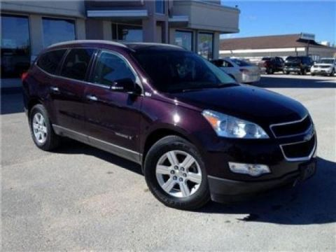 Pre-Owned 2009 Chevrolet Traverse LT - $87.58 B/W