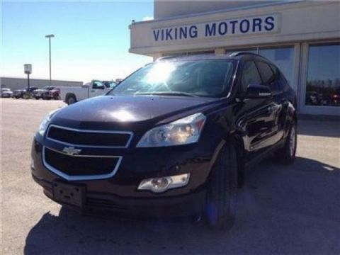 Pre-Owned 2009 Chevrolet Traverse LT - $122.97 B/W