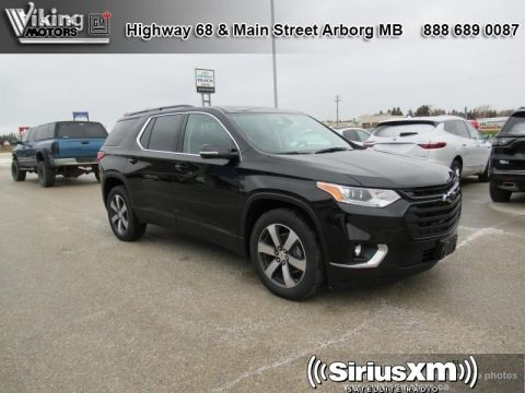 New 2019 Chevrolet Traverse - Sunroof - Surround Vision - $313.69 B/W
