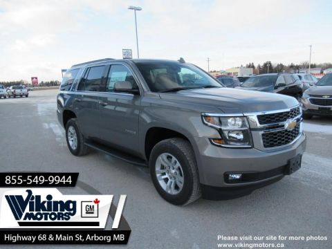 New 2019 Chevrolet Tahoe LT - Navigation - Power Liftgate - $493 B/W