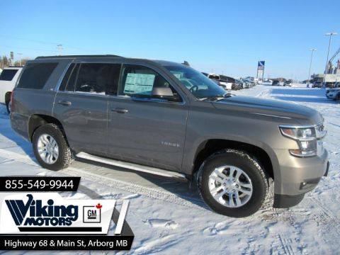 New 2019 Chevrolet Tahoe LT - - $480 B/W