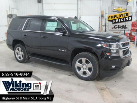 2020 Chevrolet Tahoe LT  - Luxury Package - Power Liftgate - $420 B/W