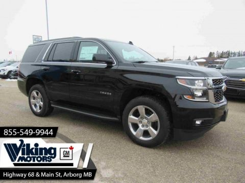New 2020 Chevrolet Tahoe LT - - $423 B/W