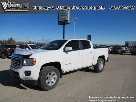 Pre-Owned 2017 GMC Canyon SLE - Bluetooth - OnStar - $233.89 B/W