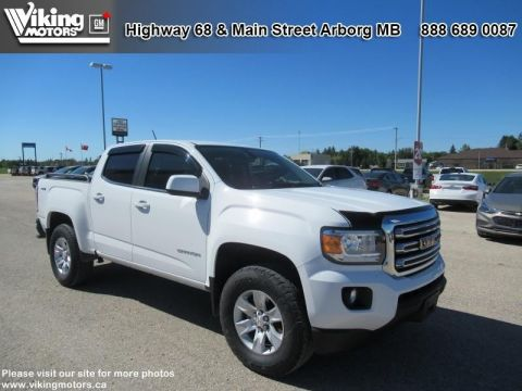 Pre-Owned 2017 GMC Canyon SLE - Bluetooth - OnStar - $222 B/W