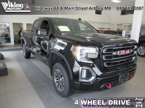 New 2019 GMC Sierra 1500 AT4 - Navigation - $437.27 B/W