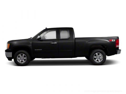 Pre-Owned 2011 GMC Sierra 1500 SL NEVADA EDITION - $149.51 B/W