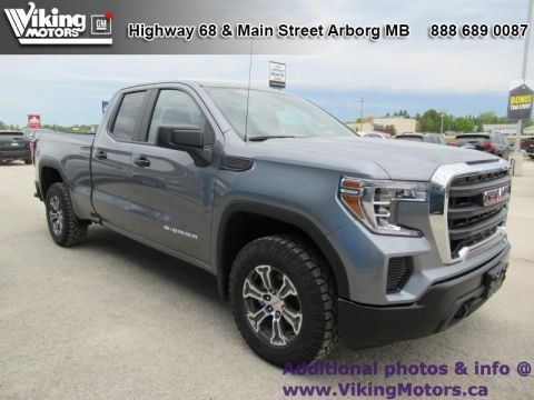 New 2019 GMC Sierra 1500 Base - $252 B/W