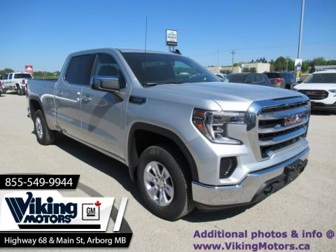 New 2019 GMC Sierra 1500 SLE - KODIAK EDITION - $330 B/W