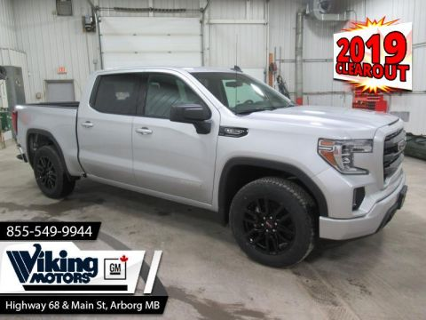 2019 GMC Sierra 1500 Elevation  - $277 B/W