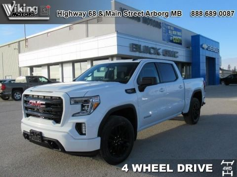 New 2019 GMC Sierra 1500 Elevation Edition - $353.05 B/W