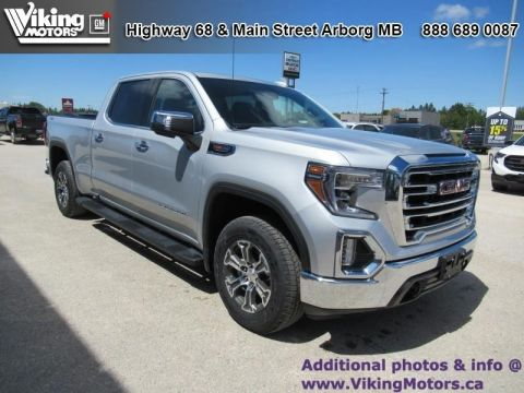 New 2019 GMC Sierra 1500 SLT - Assist Steps - $433 B/W
