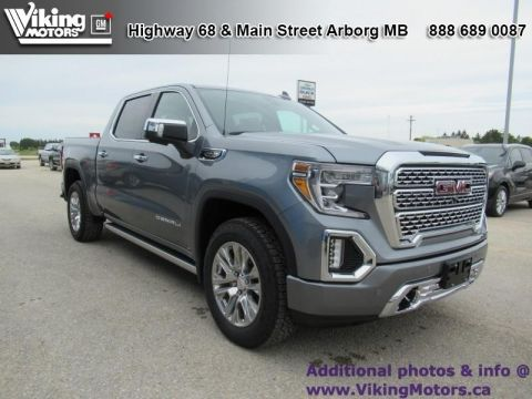 New 2019 GMC Sierra 1500 Denali - Navigation - Sunroof - $472 B/W