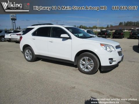 Pre-Owned 2011 Chevrolet Equinox 1LT - Bluetooth - Heated Mirrors