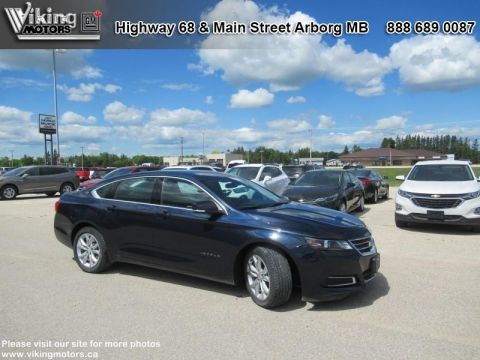 Pre-Owned 2017 Chevrolet Impala LT - Bluetooth - SiriusXM - $147.45 B/W
