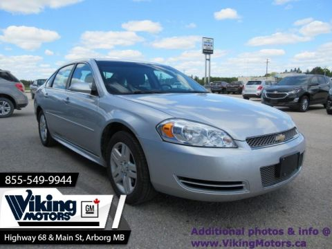 Pre-Owned 2013 Chevrolet Impala LT - Bluetooth - OnStar - $102 B/W