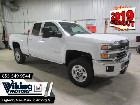 2019 Chevrolet Silverado 2500HD LT  - Heated Seats - $302 B/W