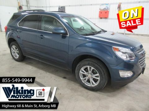 Pre-Owned 2017 Chevrolet Equinox LT - Bluetooth - Heated Seats - $121 B/W