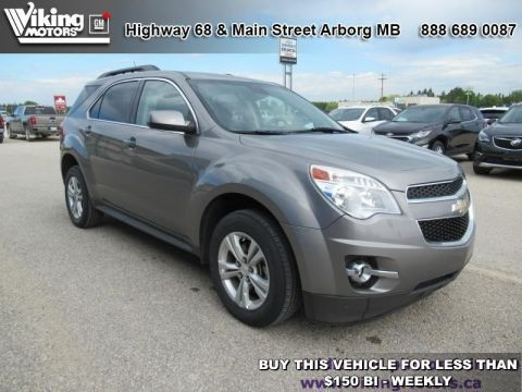 Pre-Owned 2012 Chevrolet Equinox LT AWD - $131 B/W