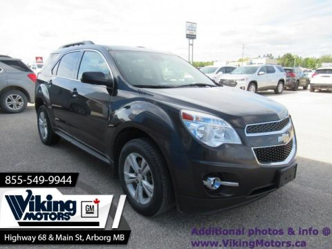 Pre-Owned 2013 Chevrolet Equinox 2LT AWD - Bluetooth - Heated Mirrors - $164 B/W