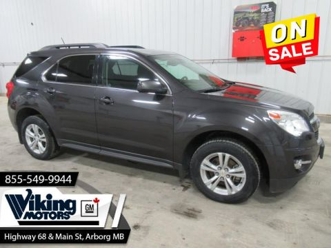 2013 Chevrolet Equinox 2LT AWD  - Bluetooth -  Heated Mirrors - $124 B/W