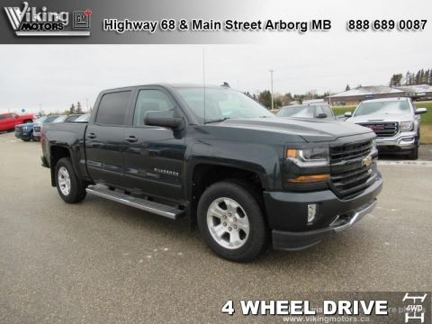 New 2018 Chevrolet Silverado 1500 LT - Bluetooth - $315.20 B/W
