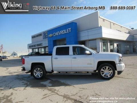 Pre-Owned 2016 Chevrolet Silverado 1500 High Country - Leather Seats - $259.95 B/W