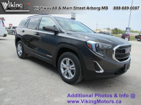 New 2019 GMC Terrain SLE - Power Liftgate - Heated Seats - $211 B/W