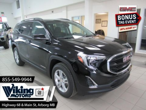 2020 GMC Terrain SLE  - Heated Seats - POWER LIFT GATE - $199 B/W