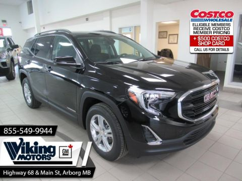 2020 GMC Terrain SLE  - Heated Seats - POWER LIFT GATE - $214 B/W