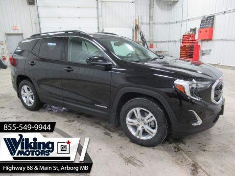 2019 GMC Terrain SLE AWD -Heated Seats - Remote Start -Apple & Android Car Play