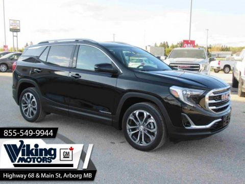 New 2020 GMC Terrain SLT - Power Liftgate - Heated Seats - $242 B/W