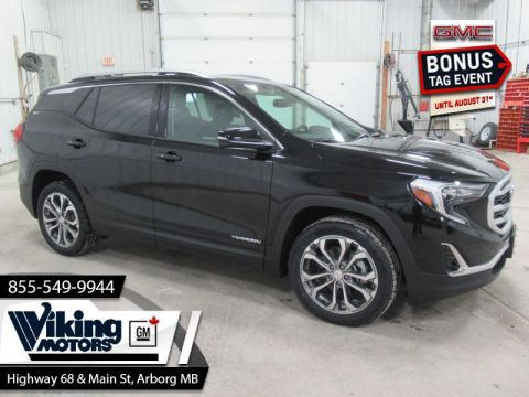 2020 GMC Terrain SLT  - Power Liftgate - Heated Seats - $226 B/W