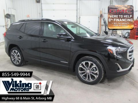 2020 GMC Terrain SLT  - Power Liftgate - Heated Seats - $238 B/W