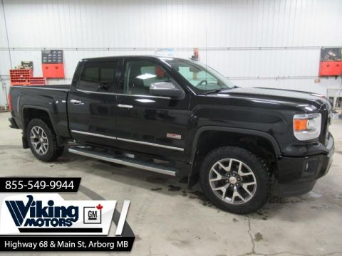 Pre-Owned 2015 GMC Sierra 1500 SLT - Leather Seats - Bluetooth - $248 B/W