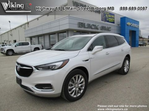 New 2019 Buick Enclave Essence AWD - Navigation - Sunroof - $338.13 B/W