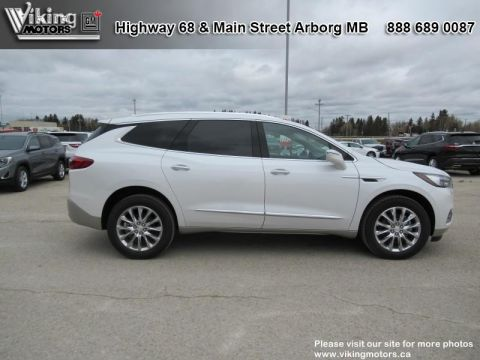 New 2019 Buick Enclave Essence - Navigation - Sunroof - $323.09 B/W