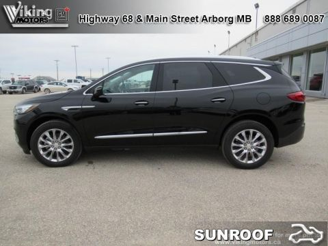 New 2019 Buick Enclave Essence AWD - Navigation - Sunroof - $334.53 B/W