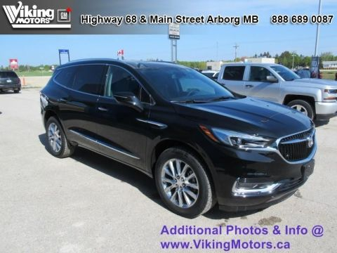 New 2019 Buick Enclave Essence - Navigation - Sunroof - $331 B/W