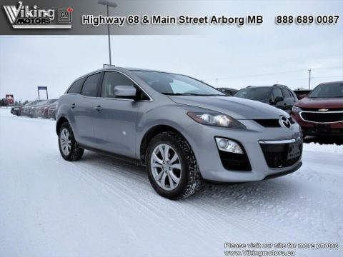 Pre-Owned 2011 Mazda CX-7 GS - Aluminum Wheels