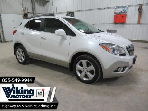 2015 Buick Encore LEATHER  - Leather Seats -  Bluetooth